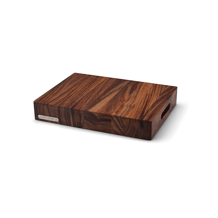 Skærebræt, Akacia. Kan bruges på begge sider, 39,5 x 30 x 6 cm