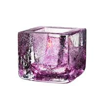 Brick Kynttilälyhty violetti Ø 8,5 cm