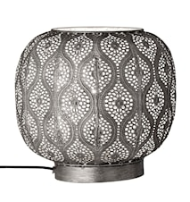 Table Lamp, Grå, Metal