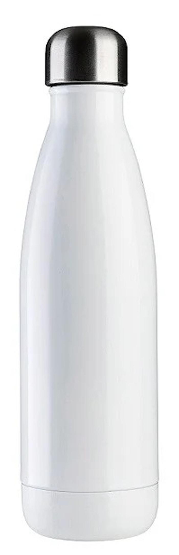 JobOut Vattenflaska Aqua White