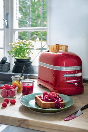 Artisan toaster 2-viipaletta lava