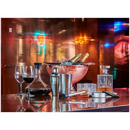 Barset Boston Shaker 7 Dl Mätglass 1,5-3,0 cl Drinksil Skje