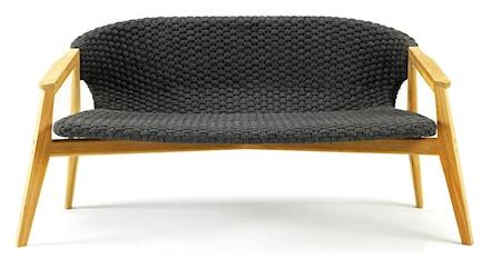 Knit 2-sits soffa
