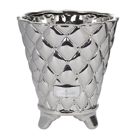 Blomkruka Precious H18cm Silver