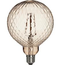 Elegance LED Cristal Cristal Brown 125 mm