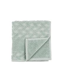 Håndklæde Laurie 100x50 cm Turkis
