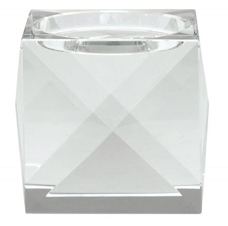 Krystals Candelero Cristal Transparente