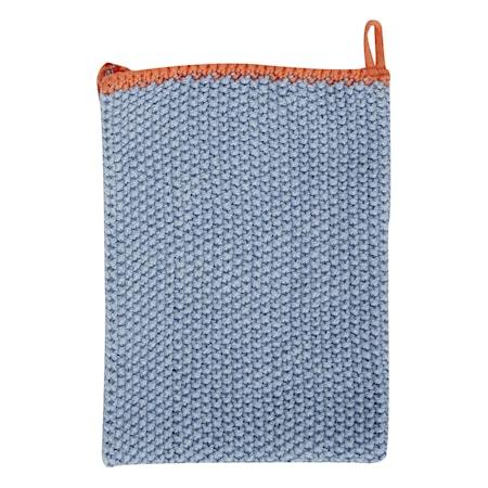 Tiskirätti Sininen/Oranssi