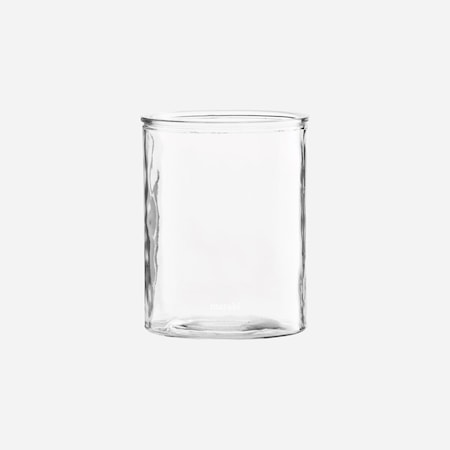 Vas Cyliner Glas 15 cm