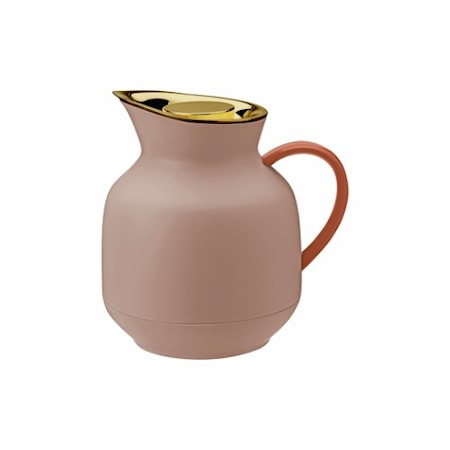 Amphora vakuum tekanna soft peach 1 L