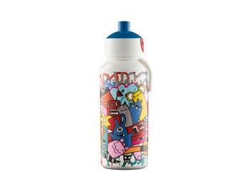 Drickflaska Pop-up Graffiti 400 ml
