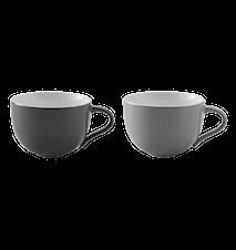Emma kopp 2 st grå