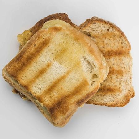 Sandwichjern Crispy 6882 Sort
