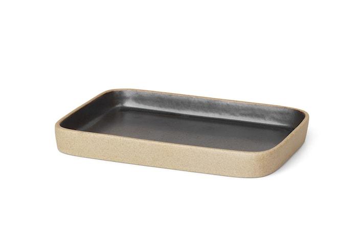 Bon Bricka Keramik Svart