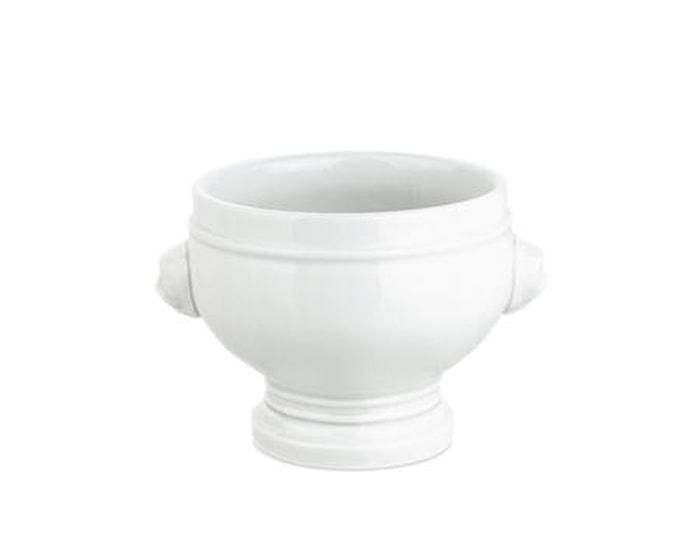 Keittokulho nro 4 valkoinen, 40 cl Ø 11