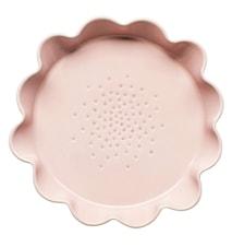 Piccadilly Tærteform ovnssikker, lyserød