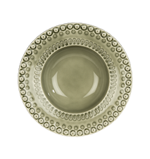 DAISY Syvä lautanen Vaaleanvihreä 21 cm