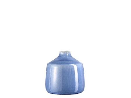 Vas 15 cm Blå