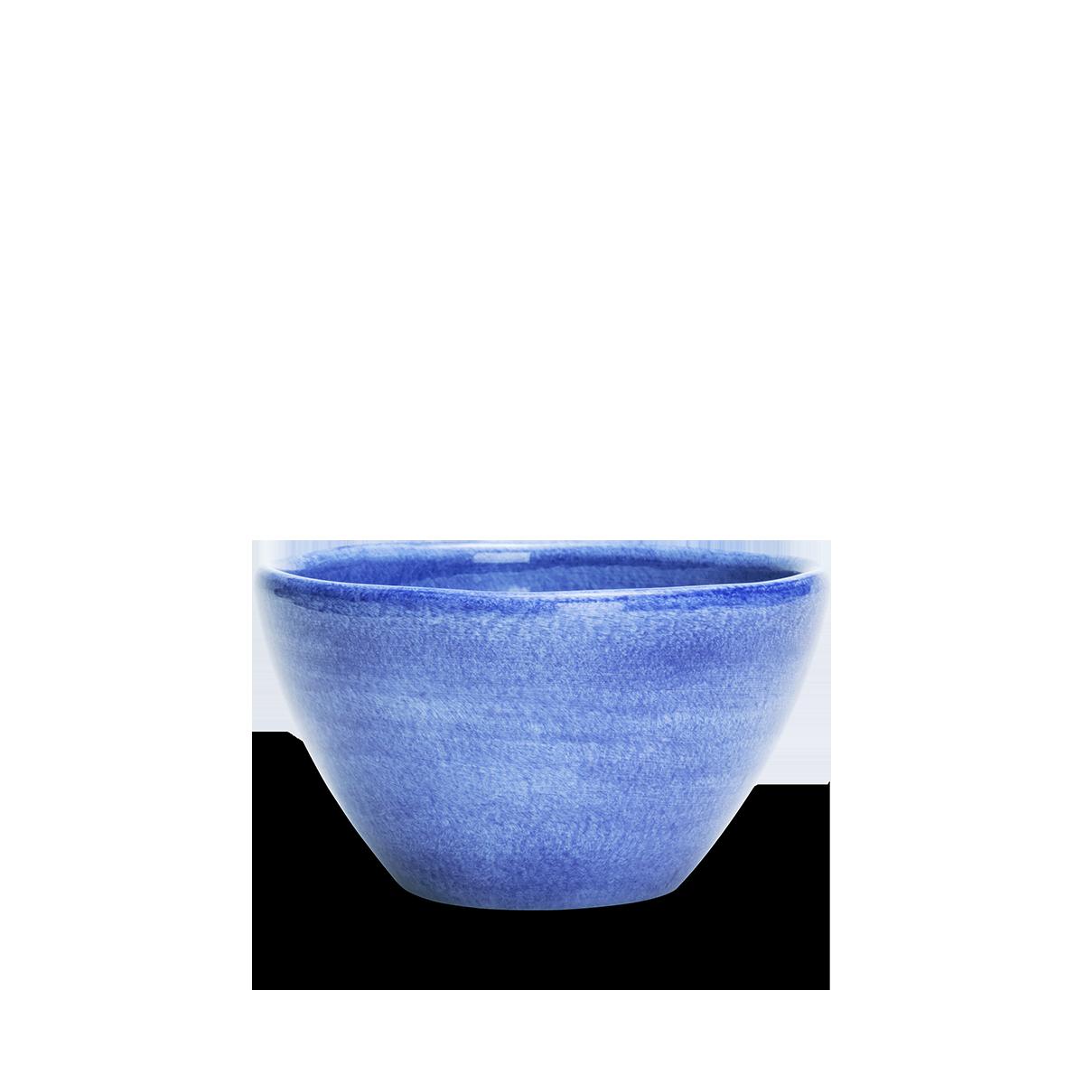 Organic Skål Ljusblå 12 cm