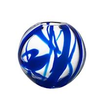 Globe Blå Vase