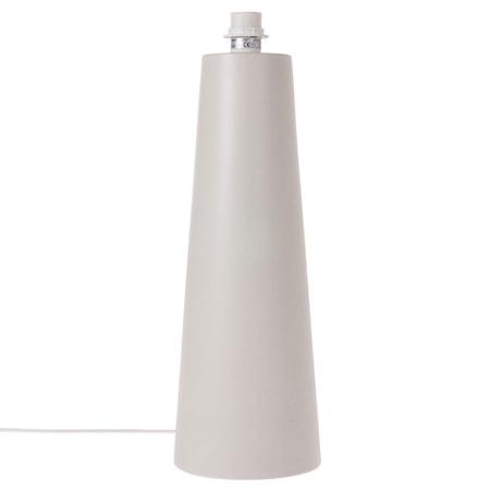 Konformad Lampfot Large Matt mocha