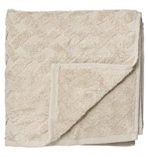 Håndklæde Laurie 100x50 cm Beige