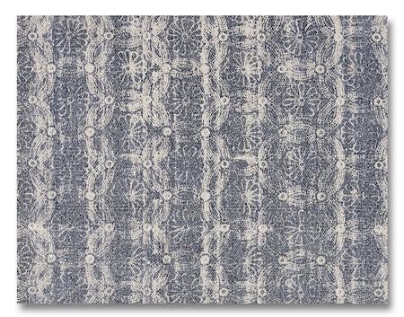 Grange Blue Matta 120x180