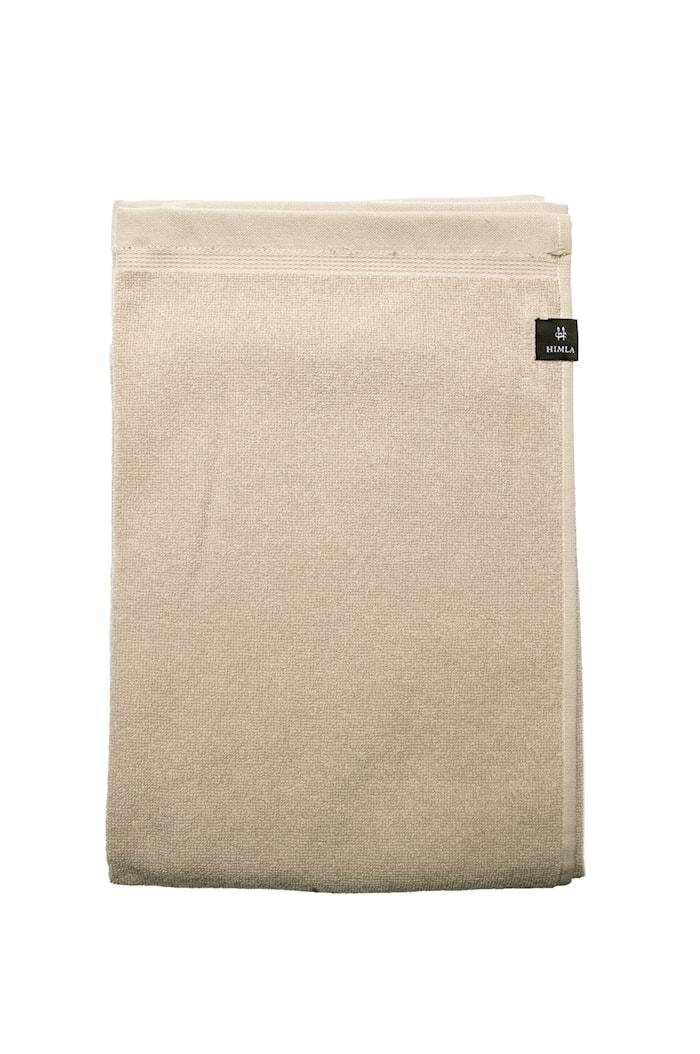 Badehåndkle Lina 70x140 cm - Grå