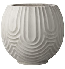 Sarah flower pot H48 cm.