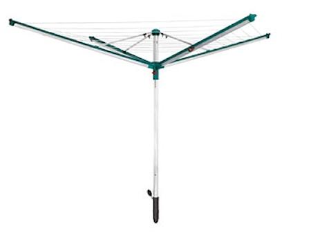 Linomatic Deluxe 600 Torkställning vit/grön