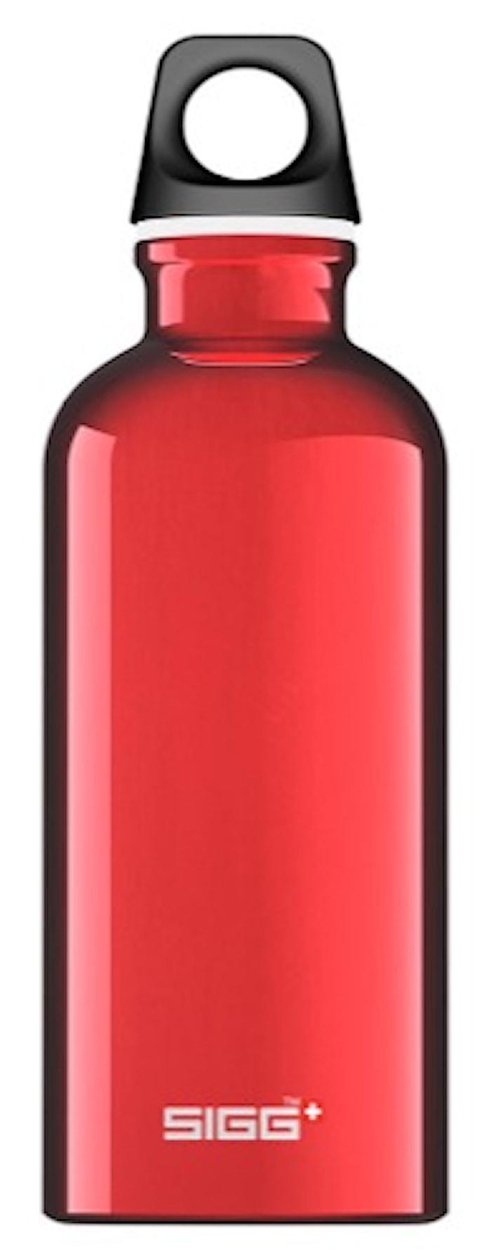 Flaska Traveller Röd 1 l