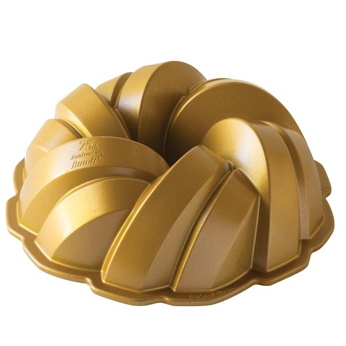 75 th Anniversary Braided Bundt® Pan