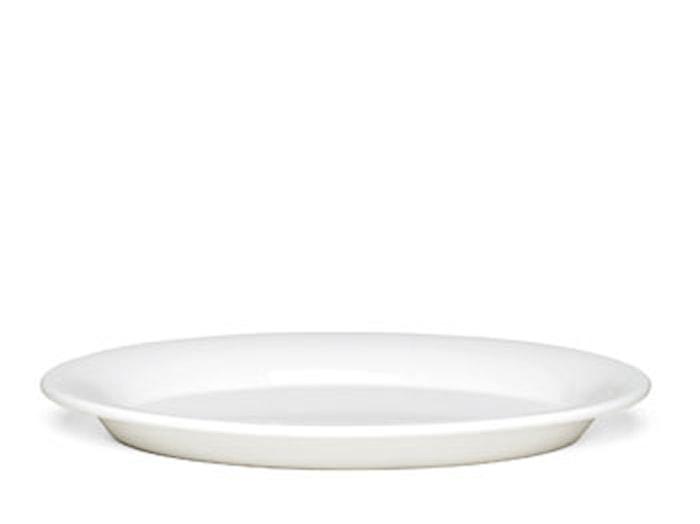 Ursula tallerken hvid Ø 28 cm