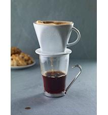 Kaffefilter Keramik - No4