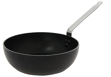 CHOC INTENSE Sauteuse Svart Ø 28 cm