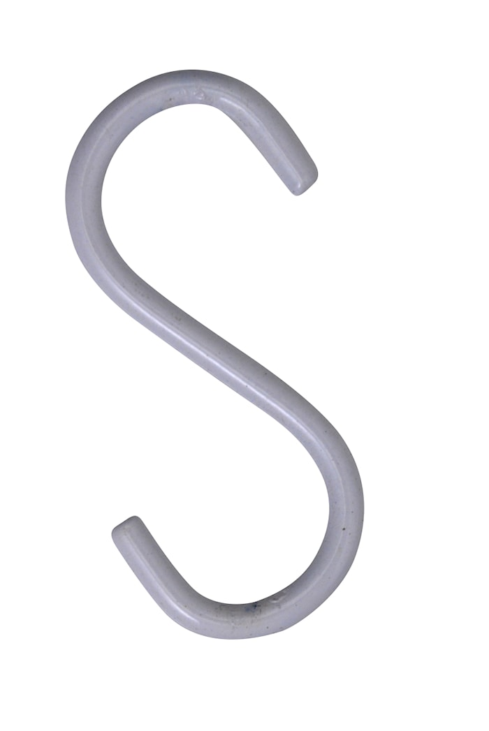 Krok 6,5x3 cm Vit