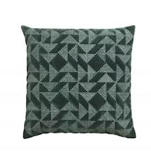 Tyynynpäällinen Geometric Velvet