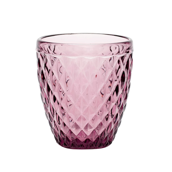 Kynttilälyhty ø9xh10cm-violetti