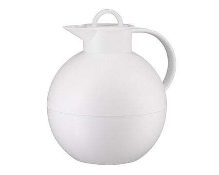 Kulan Termoskannu Huurrettu Valkoinen 0,94 litraa