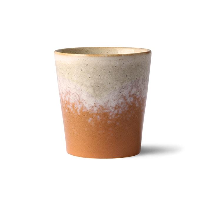 Ceramic 70's Mugg Jupiter