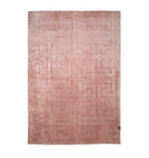 Teppe Key Tencel Pale Dogwood - 170x230 cm