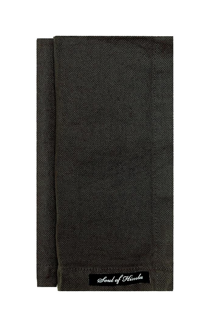 Servett Soul kohl 50x50cm