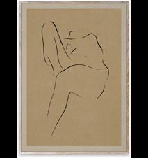 Grace II Poster 30x40 cm