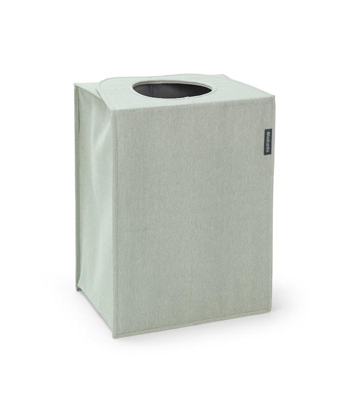 Tvättkorg Rektangulär Grön 55 L