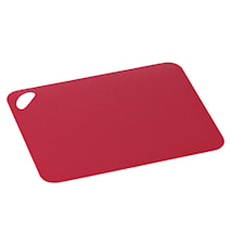 Skärbräda flexibel 38x29cm röd