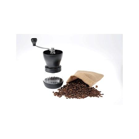 Manuell kaffekvern keramisk