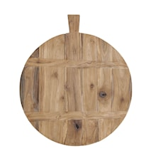 Cutting Board Reclaimed Teak L