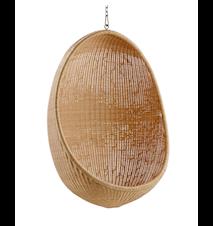Hanging egg chair hængestol - Til udendørsbrug