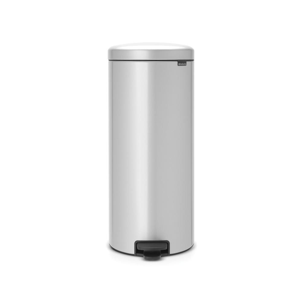 Pedalhink newIcon plastinnerhink 30 L Metallic Grå