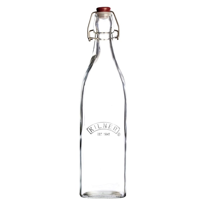 Flaska med bygellock 550 ml